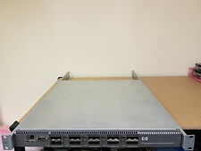 HP StorageWorks 8/20q (8 Active) 8G Fibre Channel Switch AK241A 465713-001 8Gbps