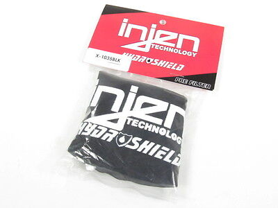 Injen 1037RED Hydro Shield RED Water Repellant Pre Filter New