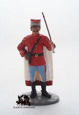Figurine Collection Atlas Soldats Plomb Grande Guerre Poilu Officier Spahi 1914