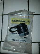 Enerpac Coupler Nipple Withdust Cap Pn Ch604
