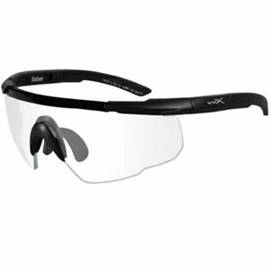 dec26fc264 Image is loading Wiley-X-Saber-Advanced-Ballistic-Shooting-Glasses-Military-