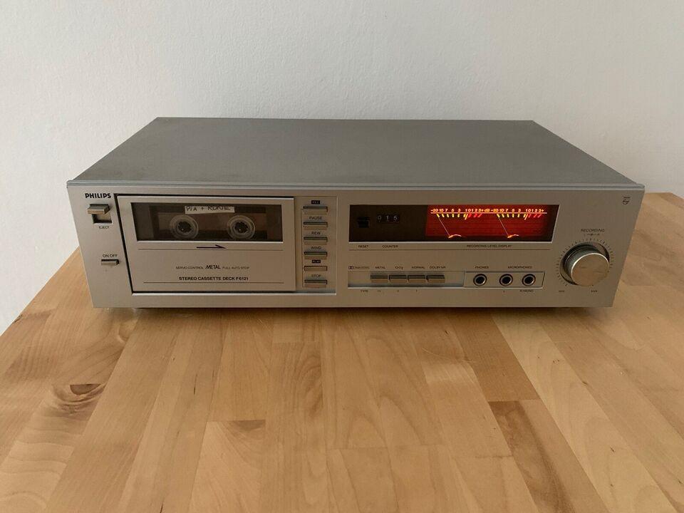 Båndoptager, Philips, F6121