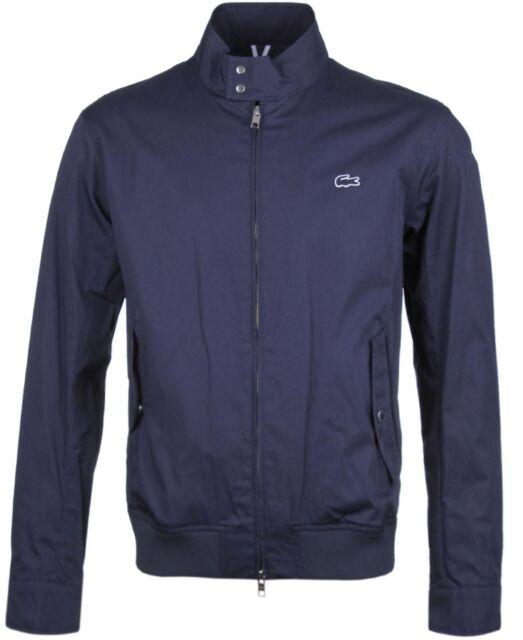 Genuine Lacoste Harrington jacket size 52 (large) navy