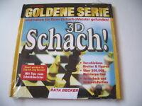 3d Schach - Goldene Serie (pc) Neuware