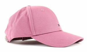 Tommy-Hilfiger-bb-cap-cap-accesorio-burdeos-violeta-nuevo