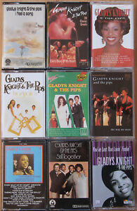 9x-GLADYS-KNIGHT-amp-THE-PIPS-MUSIC-CASSETTES-LOT-ALL-EX-COND-SOUL-MOTOWN