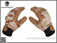 Emerson Tactical Lightweight Camouflage Gloves (multicam Arid) Xl Size Bd8725c