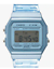 Casio-F-91WS-2DF-Blue-Resin-Transparent-Strap-Watch-for-Women thumbnail 2