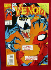 Venom Lethal Protector 5 and 6marvel Comics
