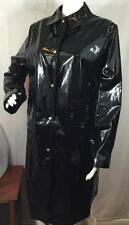 NEW Authentic Burberry Black Classic, women's,  Raincoat by Burberry, Size: 14