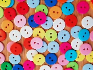 6 Cute Baby Themed Buttons Size 15mm Ideal for Baby Hand Knits