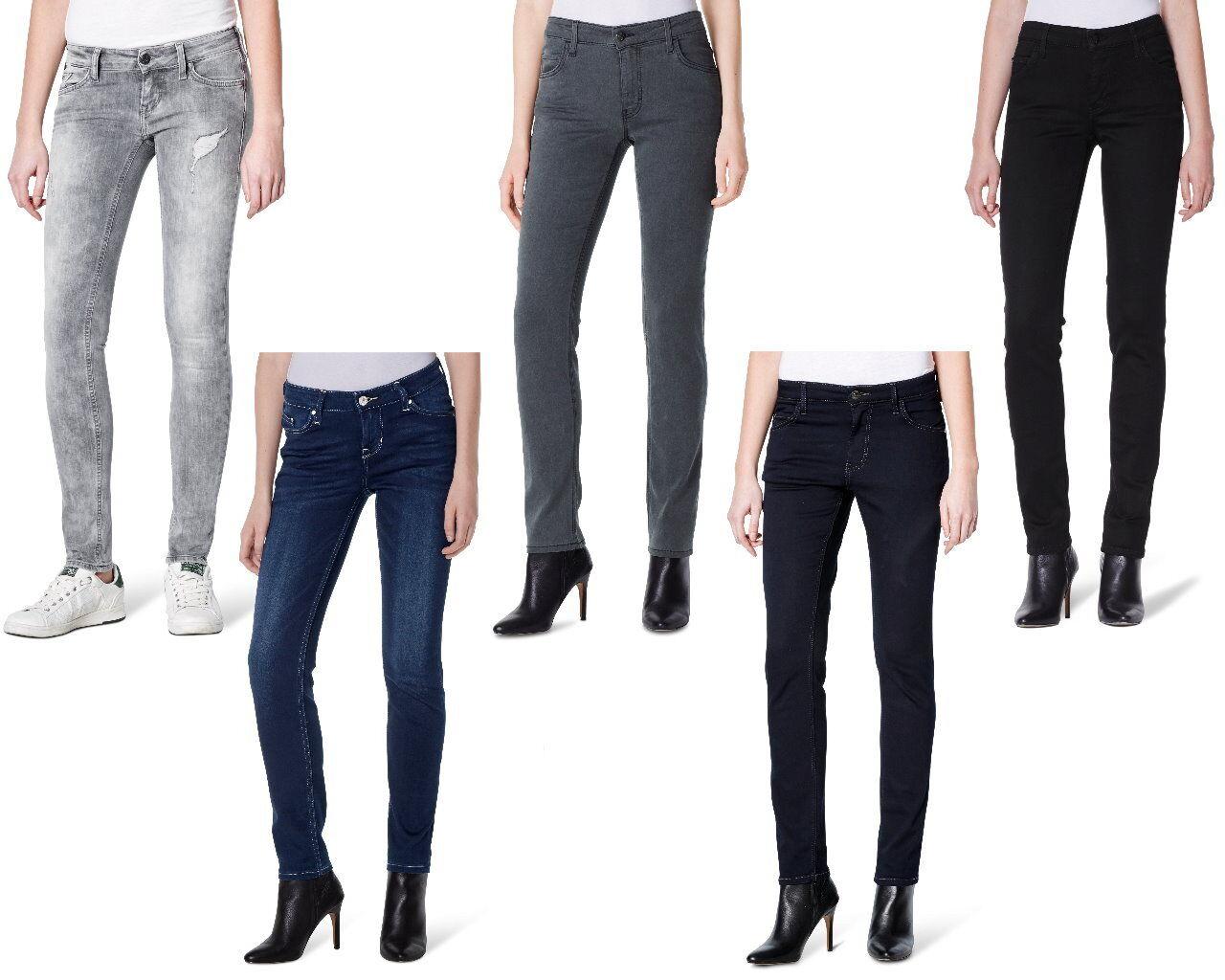Mustang Gina,Jasmin,Jeggins   Sissy Slim Jeans ,W25 -a- W38 Nuovo - Fantastico