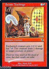 MTG - Judgment - Arcane Teachings - 2X - Foil - NM