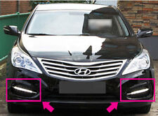 LED Day Light DRL Fog Lamp with Cover LH RH For 2011-2015 Hyundai Azera HG