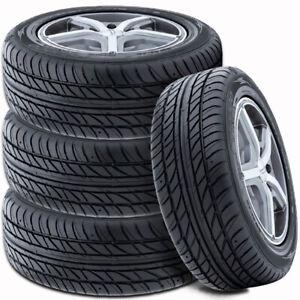 4 Falken @ Ohtsu FP7000 225 40R18 92W All Season Traction High Performance Tires