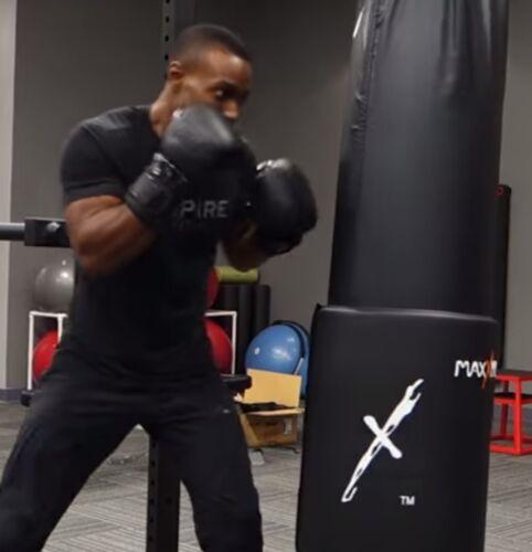 MaxxMMA 5 ft Ex Long Water//Air Heavy bag Kit S Boxing Punching MMA Karate