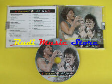 CD CANZONI DEL SECOLO 16 compilation PROMO 2000 SANTANA BLONDIE (C7)
