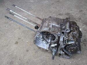Honda-90-Cub-CM91-1966-1969-Bottom-End-Motor-Engine-Crank-Case