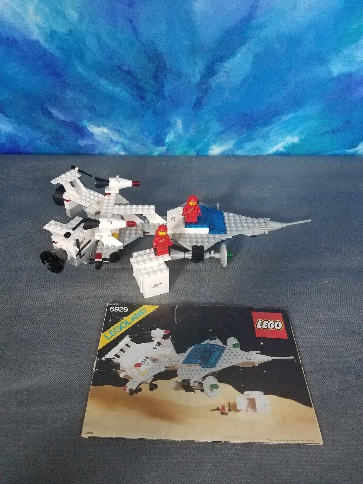 Espacio vintage lego Star Fleet Voyager 6929