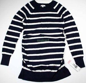 New-Womens-Maternity-Long-Sweater-Liz-Lange-Neck-NWT-Size-Sz-XS-S-M-L-XL-XXL-2XL