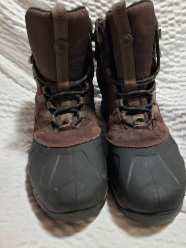 Merrell Moab Polar Waterproof Boots Mens 10 Espres