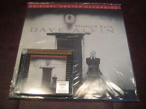DAVE ALVIN BLACKJACK DAVID MFSL AUDIOPHILE 180 GRAM 1/2