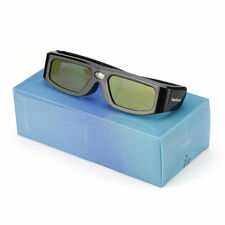 SainSonic 144Hz BenQ 3D DLP-Link Rechargeable IR Active Shutter Glasses