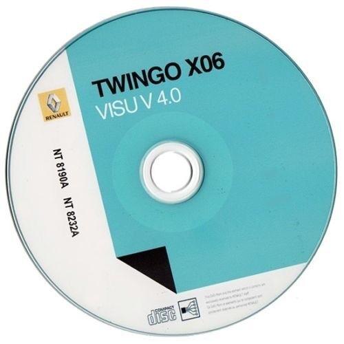renault twingo (x06) wiring diagrams - mhh auto - page 1  mhh auto