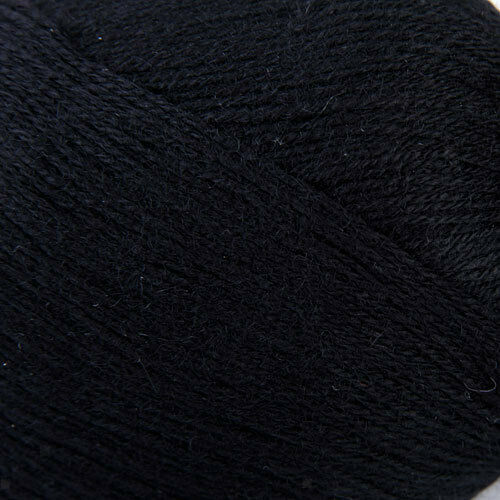 Schwarz 4x NEU Cashmere Knitting WOLLE Strickwolle NEU