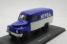 Rare !! Hanomag L28 Nivea 1953 Atlas 1/43