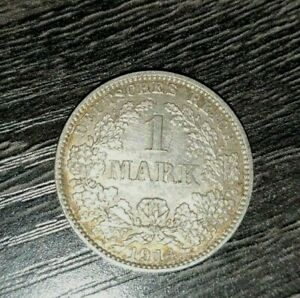 1 Mark 1914 J Germany
