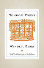 Window Poems, Wendell Berry, Good, Paperback