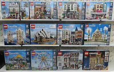 verschiedene Sets zum Auswählen LEGO Ideas Sammlung alle NEU ungeöffnet