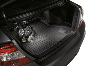 2006 2011 Honda Civic Trunk Tray Liner Genuine Honda Oem Ebay