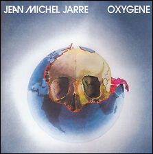 JEAN MICHEL JARRE - OXYGENE D/Remaster CD ~ CLASSIC 70's ELECTRONICA *NEW*