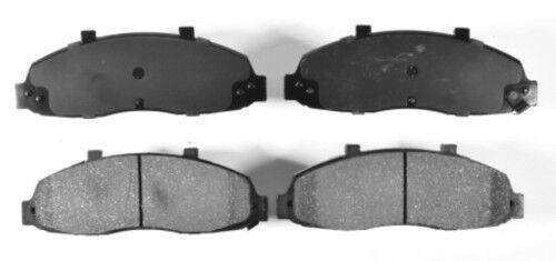 Disc Brake Pad Set-XL Front OPTEVE BRAKES CDX679