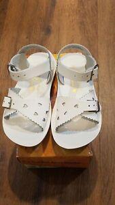 New Sun-San Salt Water Sandals