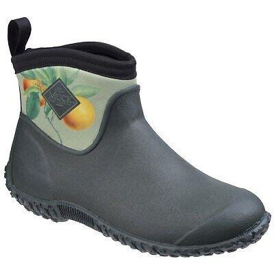 Muck Boots Muckster Ii Stivaletti Stampa Giardinaggio Wellington Women's Shoes-mostra Il Titolo Originale