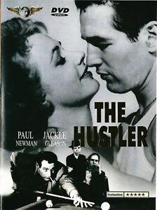 NEW-DVD-034-The-Hustler-034-Paul-Newman-Piper-Laurie