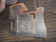 Case International Ih Tractor Late Model Black Suit Case 100lb Weight 383393r2