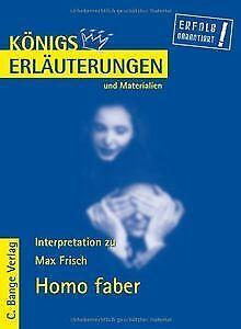 Königs Erläuterungen und Materialien, Interpretation zu ... | Buch | Zustand gut