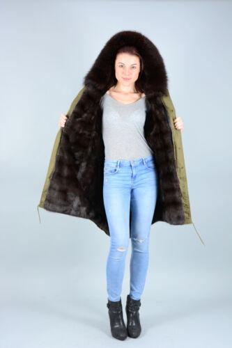 Armyparka Brown Parka Weloveparka Blogger Soft Fur Fox Furparka Military Foxfur gxAZwSZqP5