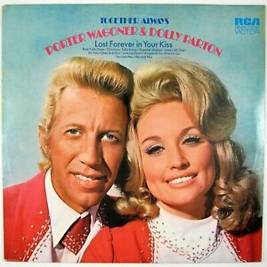 PORTER-WAGONER-amp-DOLLY-PARTON-Together-Always-LP-1972-COUNTRY-NM-NM