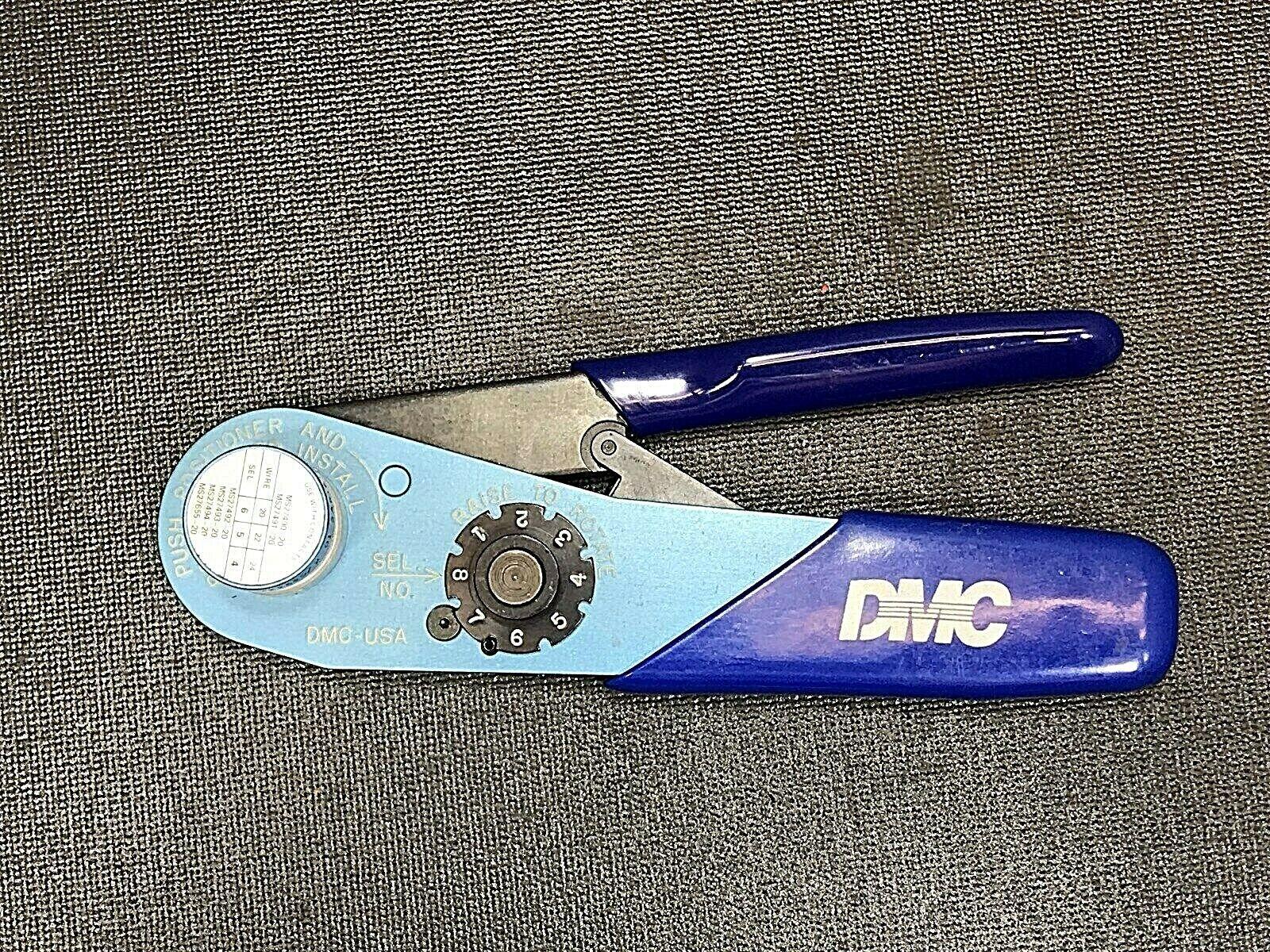 Daniels DMC AFM8 Crimping Tool K1 Positioner  Aircraft Tools