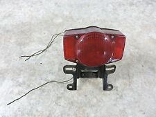 75 Honda CB200 CB 200 tail light taillight and mount bracket