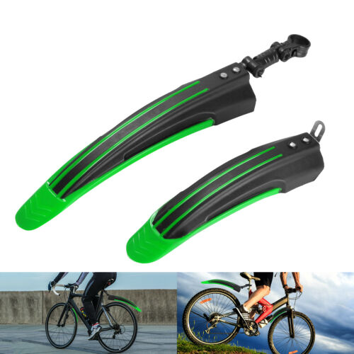 Mountain Bike Bicycle MTB Cycling Tire Front Rear Mudguards Mud Guard Fender