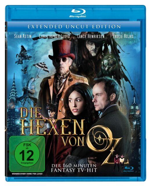 Die Hexen von Oz - Blu-ray/Neu/OVP