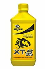 Olio motore per moto Bardahl 10W40 XT-S C60 Fully Synth Special oil 357039