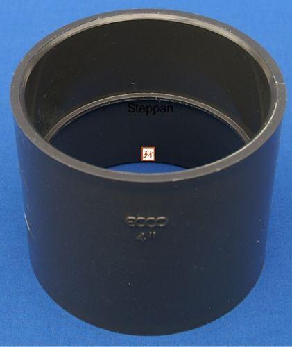 PVC  Bogen Ø 50 mm 90°  2 x Klebemuffe 10 Bar Koi Filter Teich Fitting Fittings