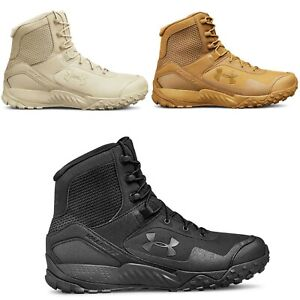 NEW-Under-Armour-Men-UA-Valsetz-RTS-1-5-ClutchFit-Micro-G-Tactical-Leather-Boots